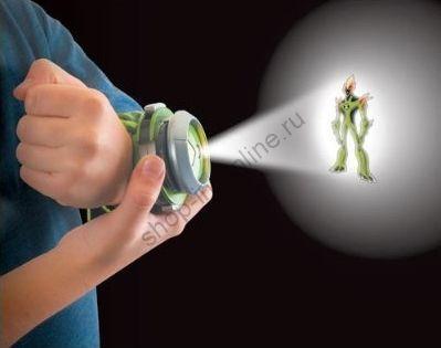 Детский наручный проектор Ben 10